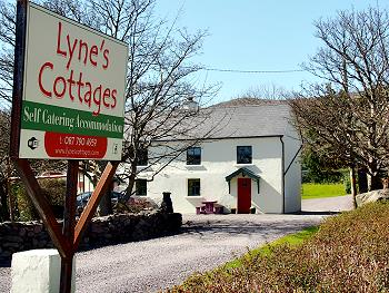 Lyne's Cottages Brandon Dingle Peninsula Co Kerry